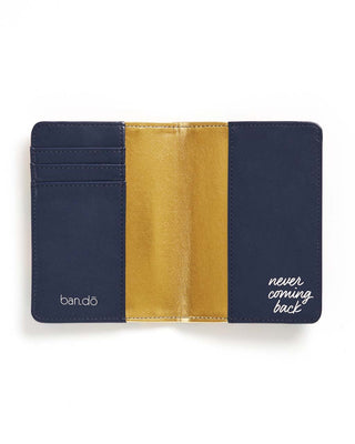 Getaway Passport Holder - Flower Shop