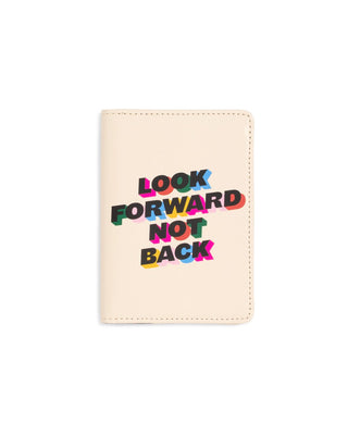 Getaway Passport Holder - Look Forward Not Back