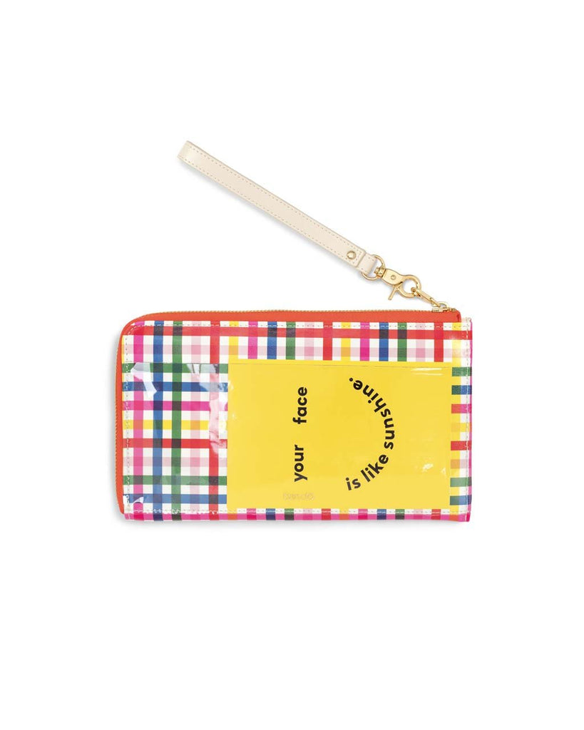 Getaway Travel Wallet - Block Party