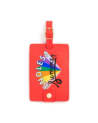 Getaway Luggage Tag - Endless Summer