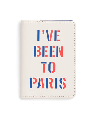 Getaway Passport Holder - I've Been To Paris