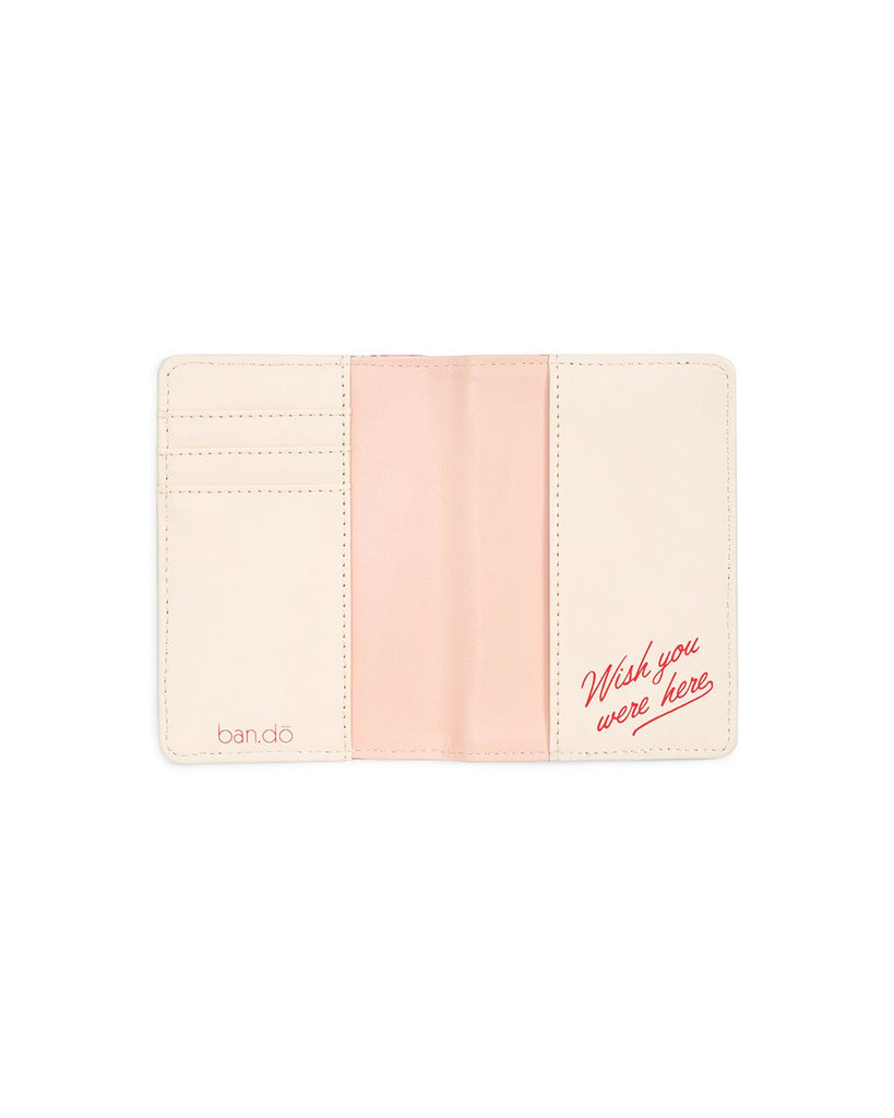 Getaway Passport Holder - Paradiso