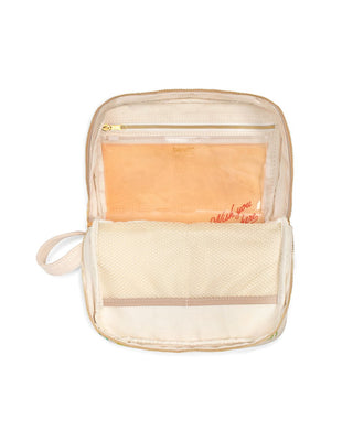 getaway toiletries bag - paradiso