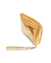 Getaway Travel Clutch - Metallic Gold