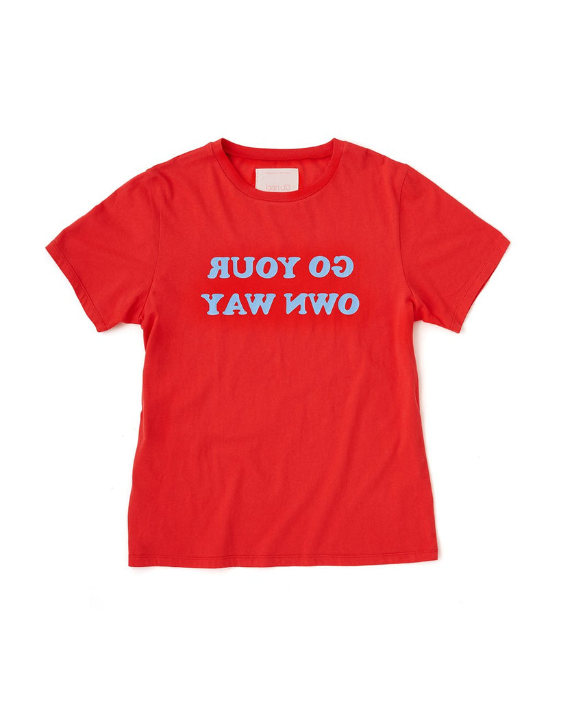 Go Your Own Way Tee
