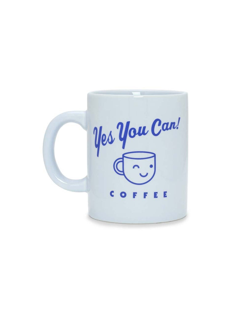 Hot Stuff Ceramic Mug - Yes You Can
