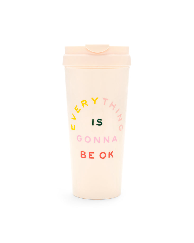 hot stuff thermal mug - gonna be ok
