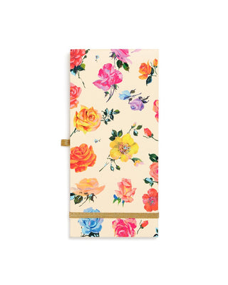 This Little Buddy Reporter Pad comes in a colorful floral pattern designed by Helen Dealtry.