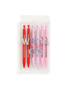 write on mechanical pencil set - female empowerment