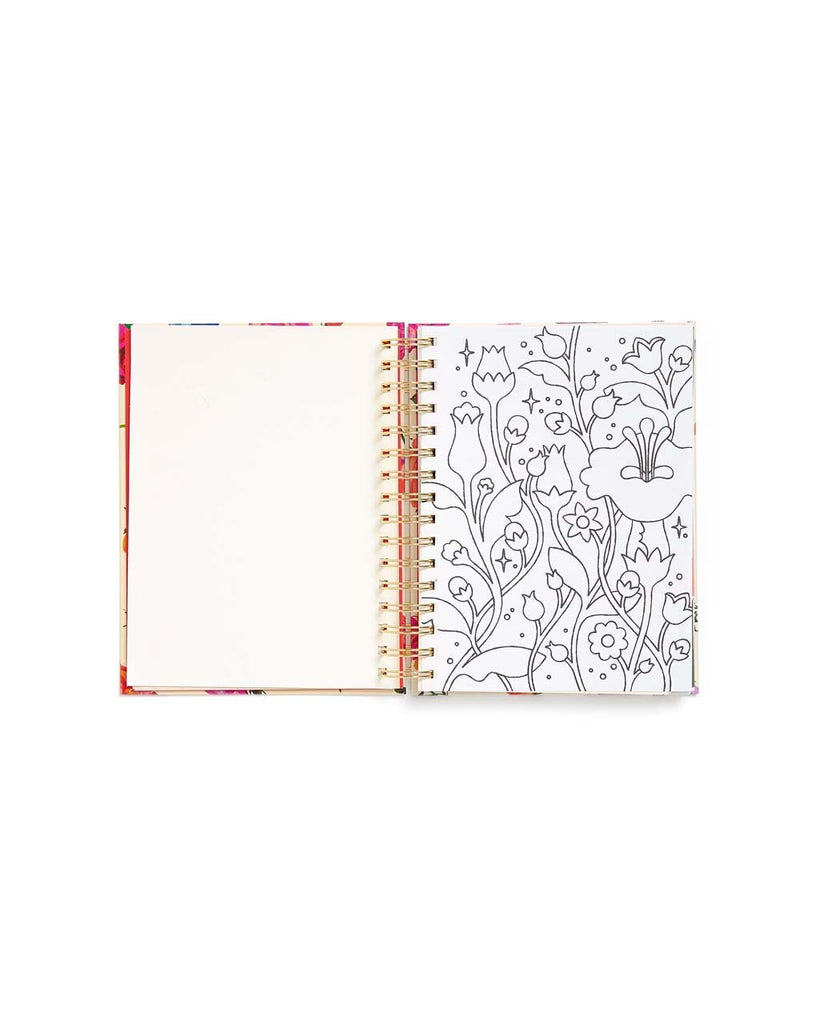 Medium 17-Month Academic Planner - Be Nice Have Fun Work Hard