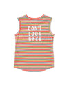 Don't Look Back Muscle Tank