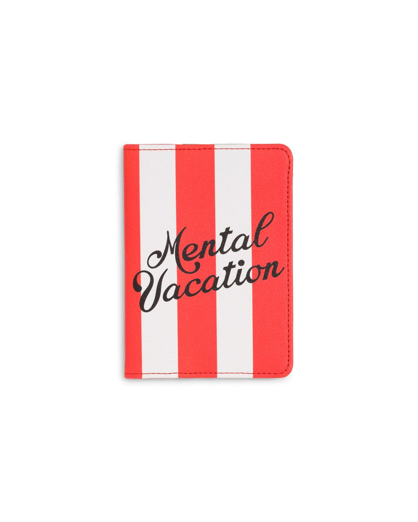 Getaway Passport Holder - Mental Vacation