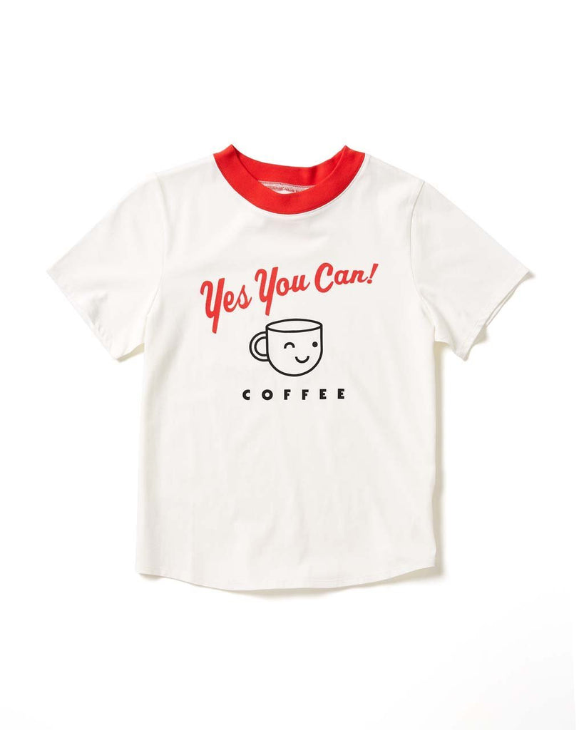 Yes You Can Retro Tee
