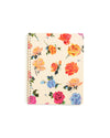 This Rough Draft Notebook comes in a colorful floral design by Helen Dealtry.