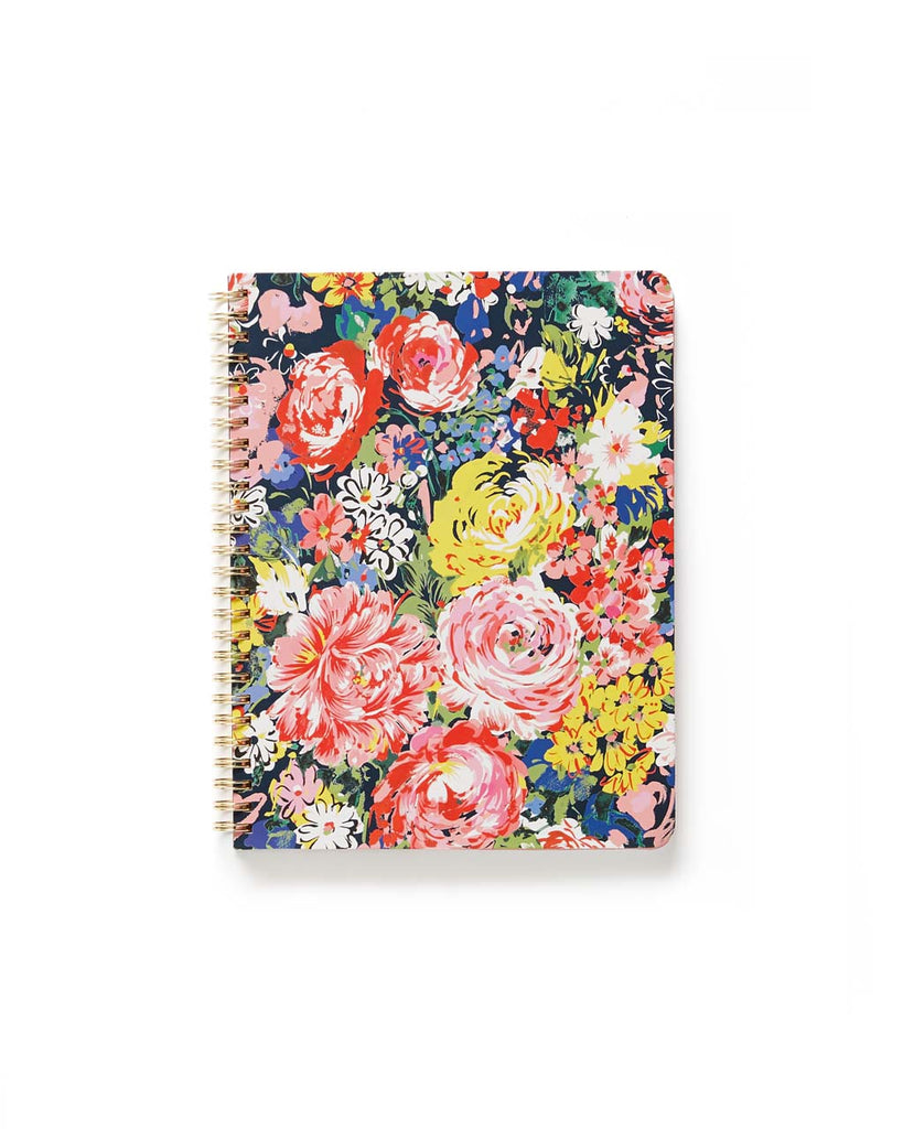Rough Draft Mini Notebook - Flower Shop