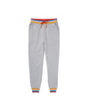 Heather Grey Slim Sweatpant
