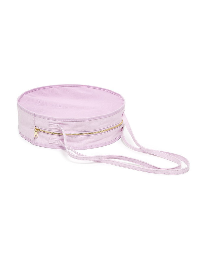 Seeing Things Circle Bag - Lilac Mesh