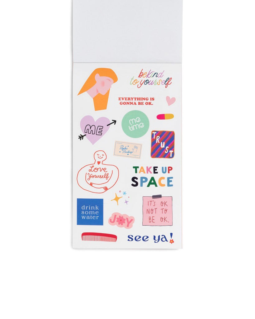 Sticker Book - Issue Six