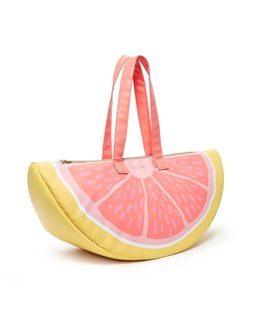 Super Chill Cooler Bag - Grapefruit