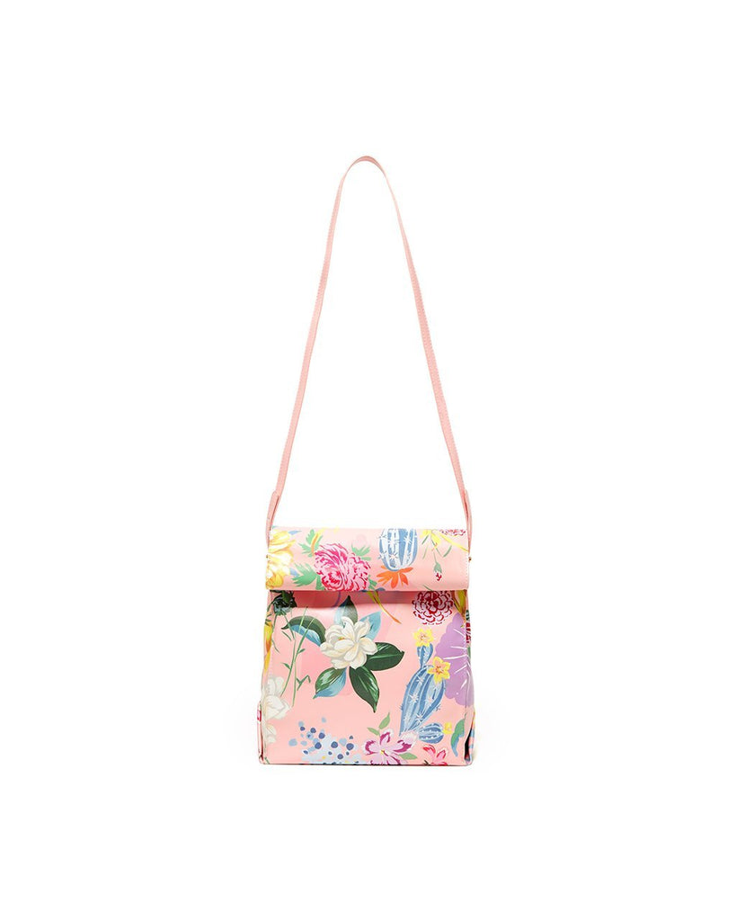What's for Lunch? Crossbody Bag - Garden Party
