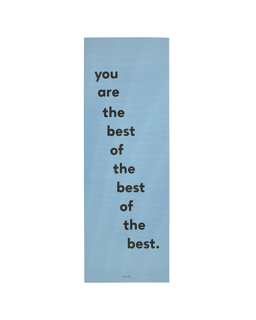 Work It Out Exercise Mat - Best Of The Best