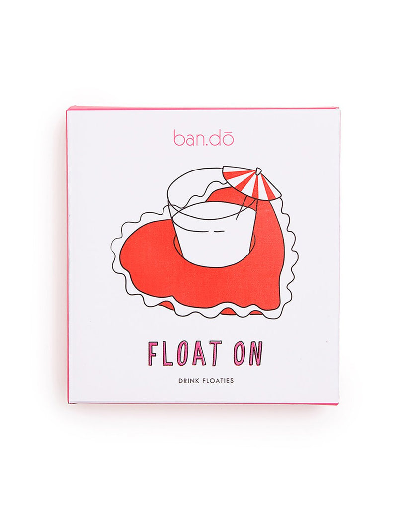 Float On Drink Floaties - Sweetheart