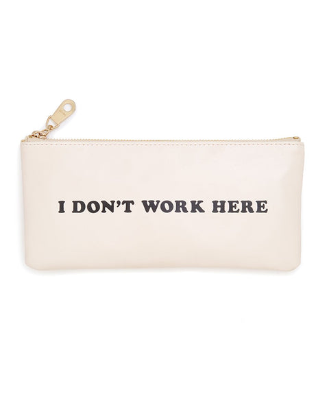 style: get it together pencil pouch