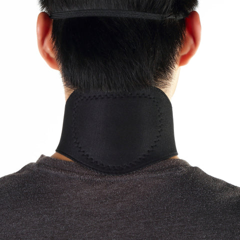 Magnetic Therapy Neck Support - Spontaneous Tourmaline Heating - Relieve Headaches and Neck Aches