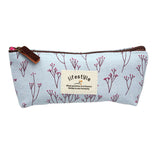 New Casual Flower Zipper Makeup Pouch - 3 Styles