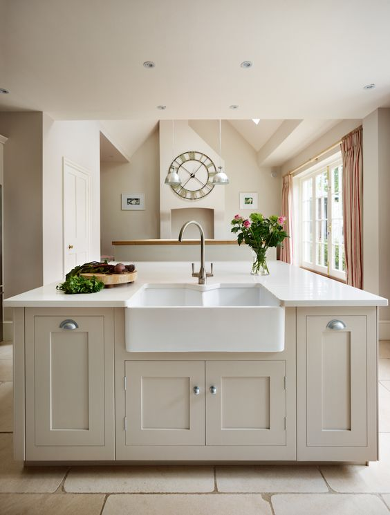 little greene sink kitchen
