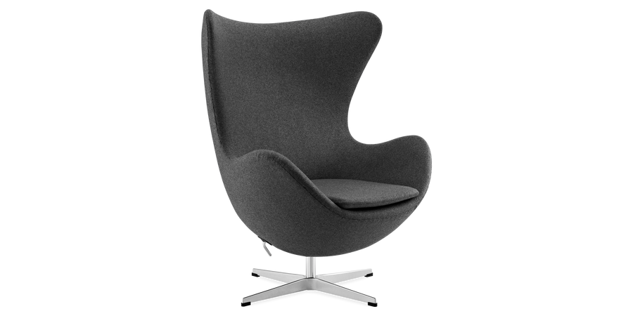 arne egg chair featured jacobsen products grande walnut leather fritz elegance hansen footstool by designed