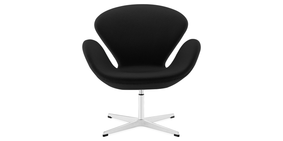 egg chair gnstig excellent arne jacobsen egg chair replica in cowhide about brown wall cowhide. Black Bedroom Furniture Sets. Home Design Ideas