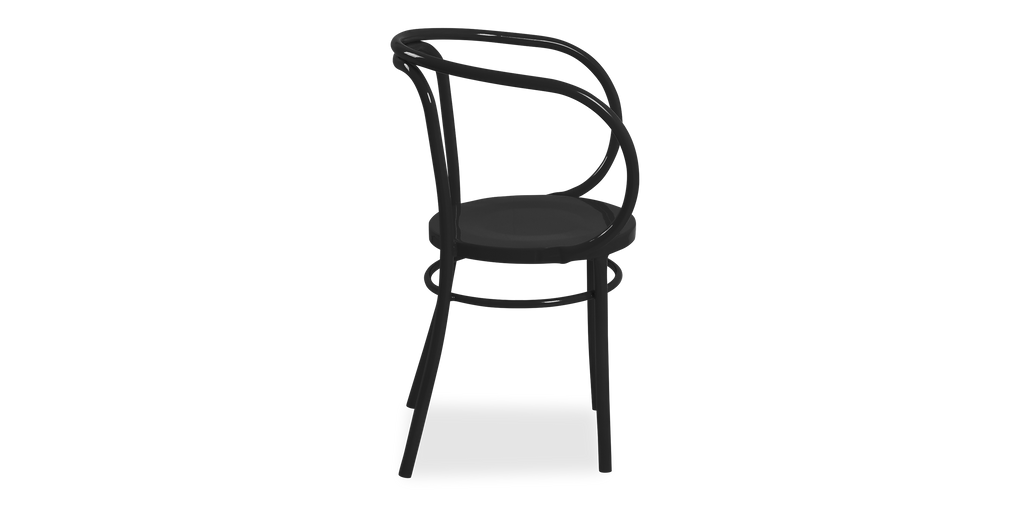 Thonet 209 chair august thonet designer replica voga for Thonet replica chair