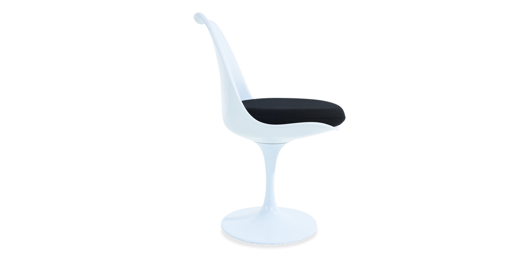 Tulip Chair White Eero Saarinen Designer Replica Voga