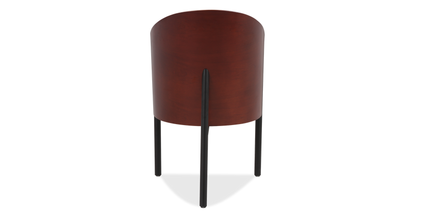 Costes Chair With High Back. Inspired By Philippe Starck