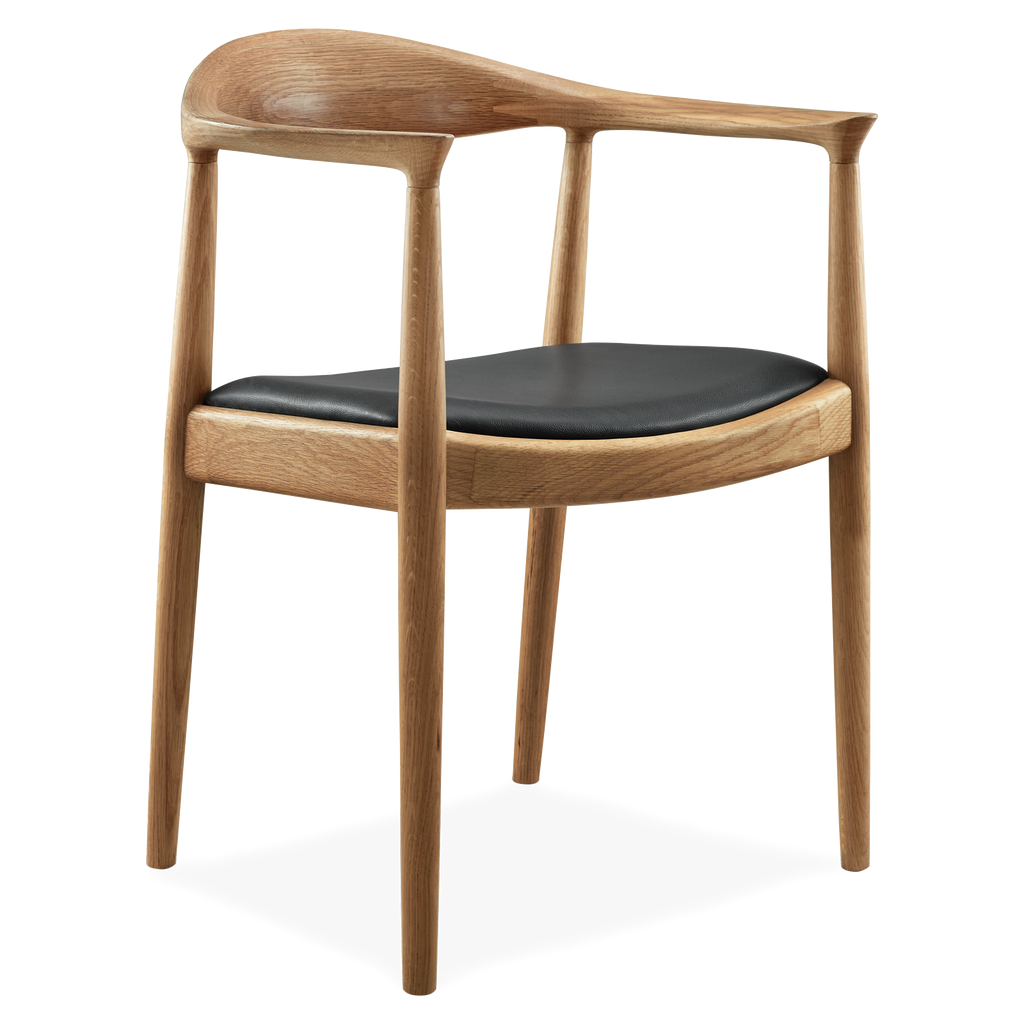 the chair hans j wegner designer replica voga. Black Bedroom Furniture Sets. Home Design Ideas