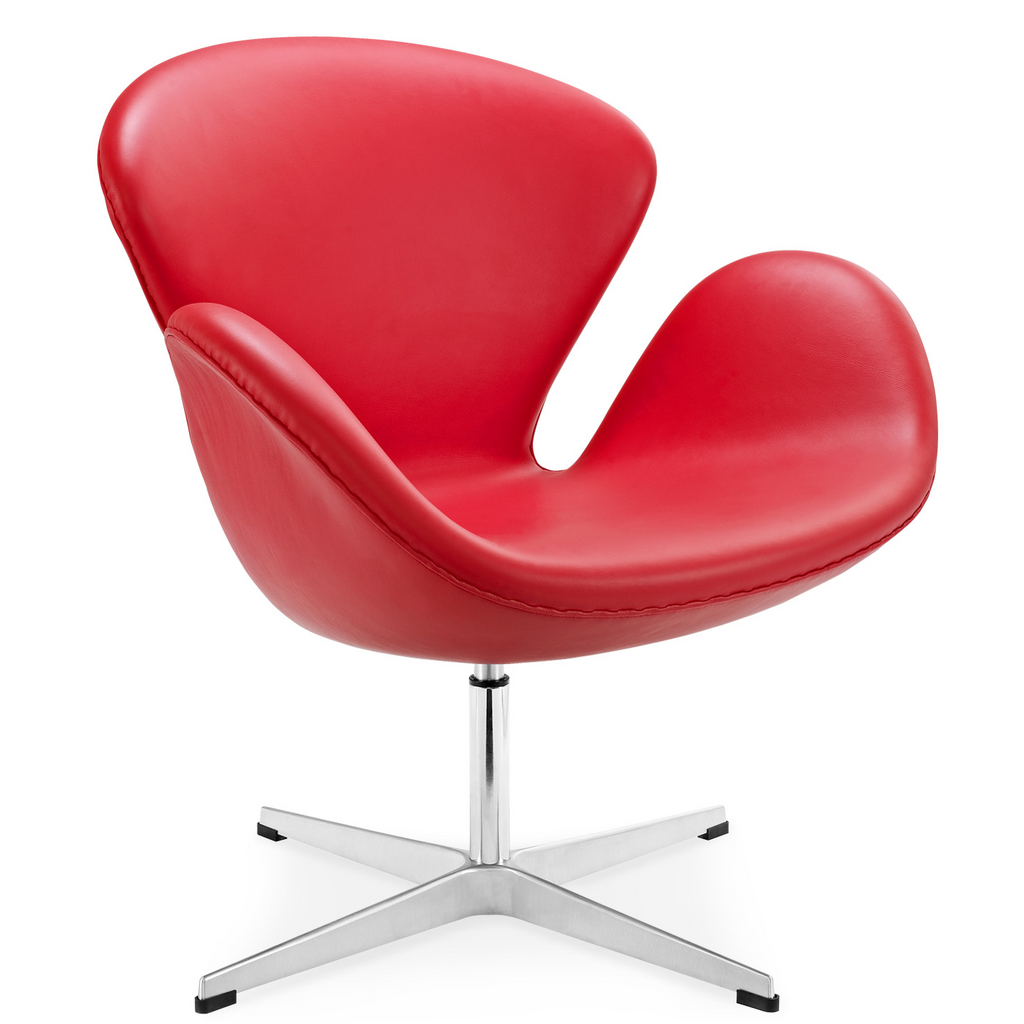 The swan chair voga designer replica voga for Swan chair nachbau