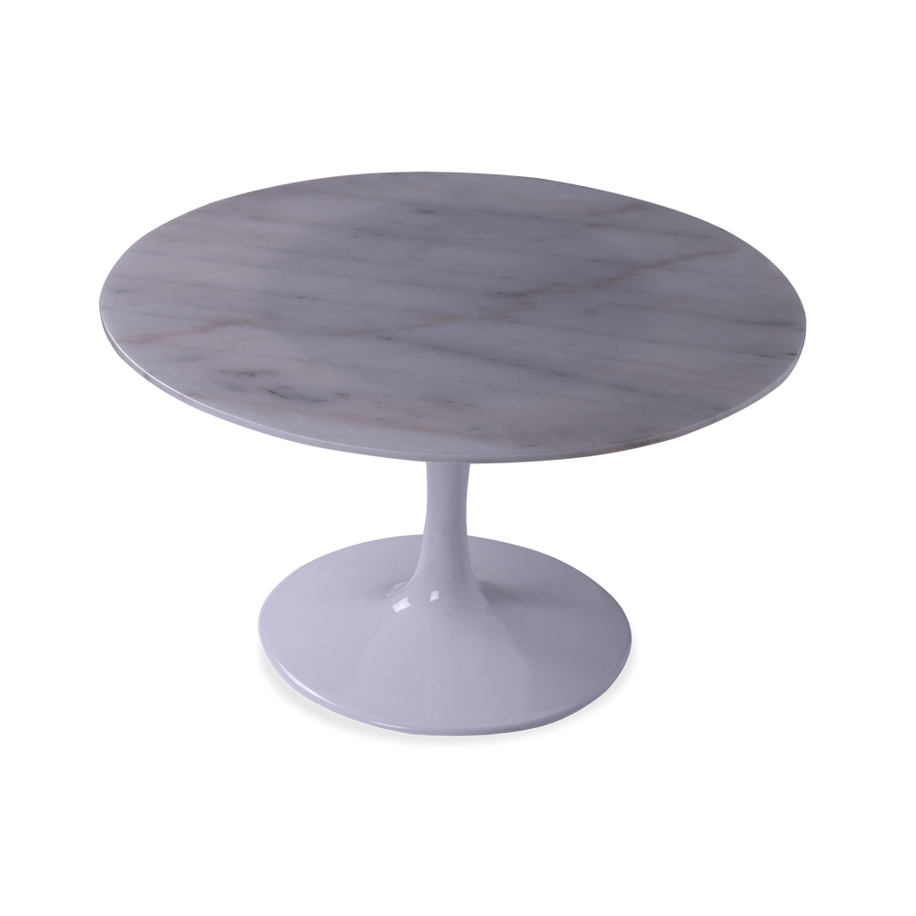 Tulip Style Oval Dining Table Eero Saarinen Designer Replica Voga - Original tulip table