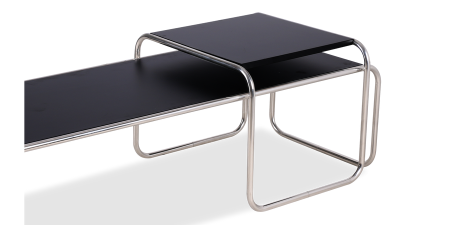 AuBergewohnlich Laccio Coffee Table. Inspired By Marcel Breuer