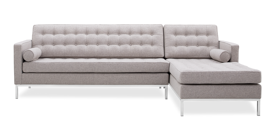 Terrific Florence Knoll Style Corner Sofa Florence Knoll Designer Download Free Architecture Designs Scobabritishbridgeorg