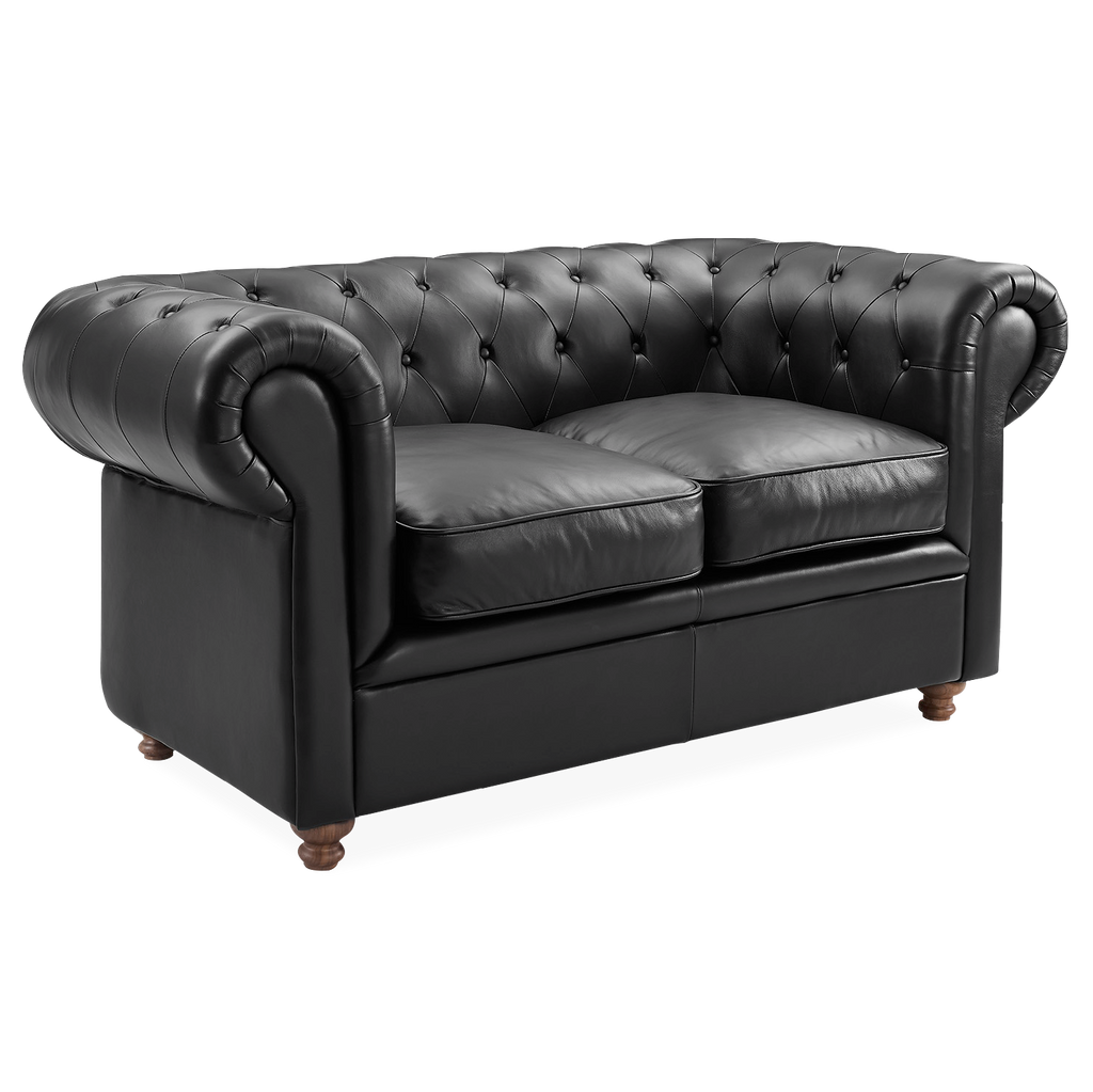 Chesterfield 2 seat sofa earl of chesterfield designer for Voga furniture