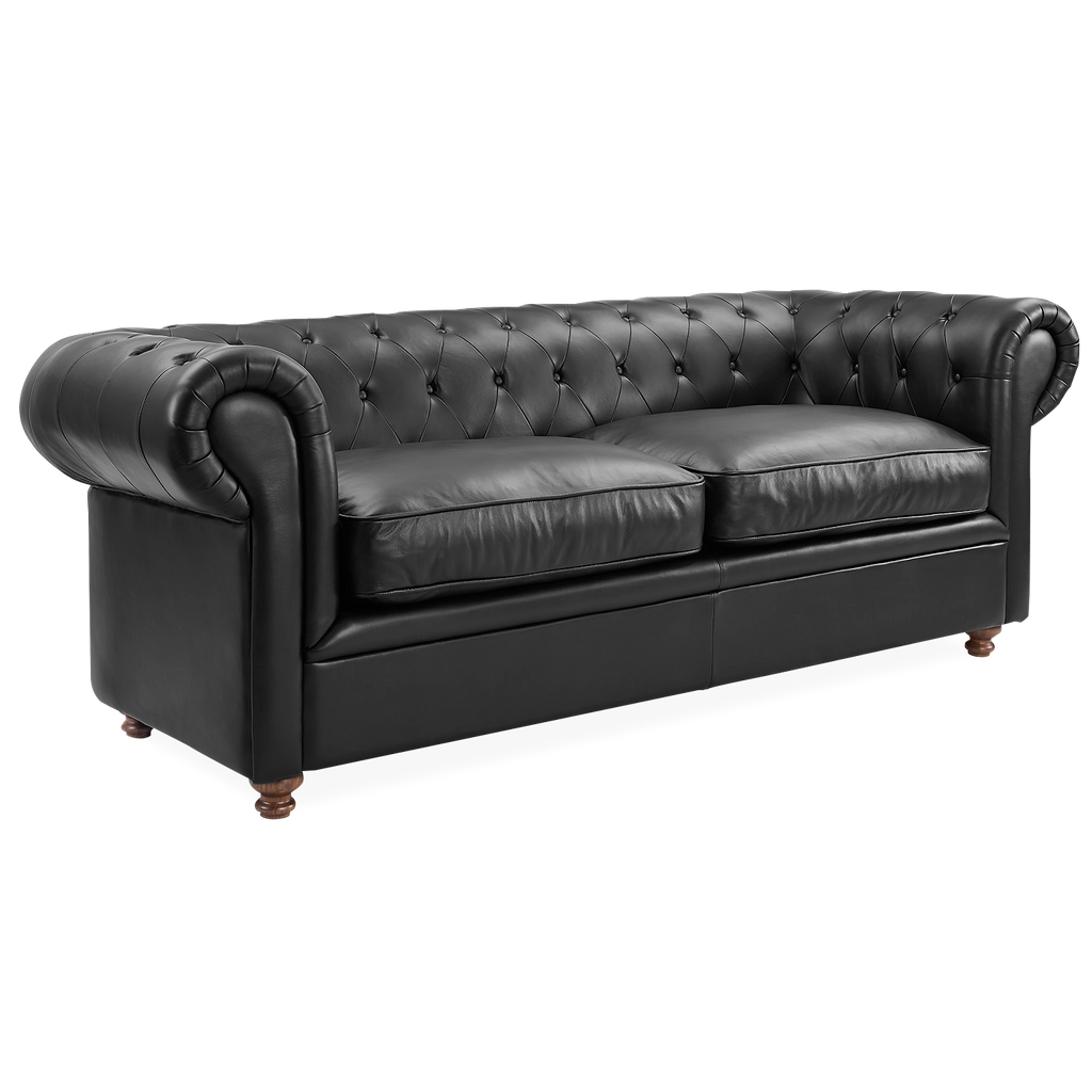 Chesterfield 3 seat sofa earl of chesterfield designer for Designer sofa replica