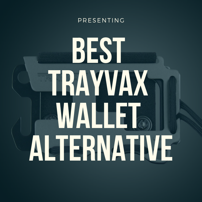 The Cheaper Trayvax Wallet Alternative with Free Shipping