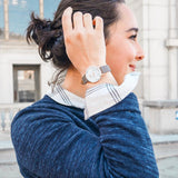 Poised - Marble Women's Watch