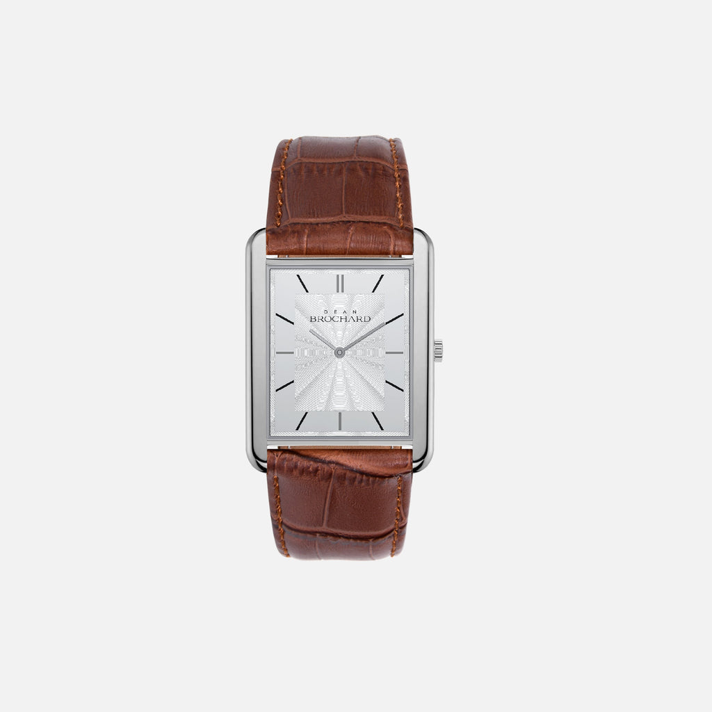 31mm Legende Silver with Savoureux Strap Watch
