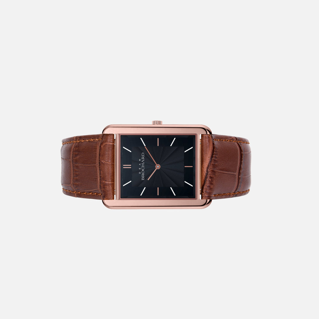 31mm Legende Rose Gold with Savoureux Strap Watch