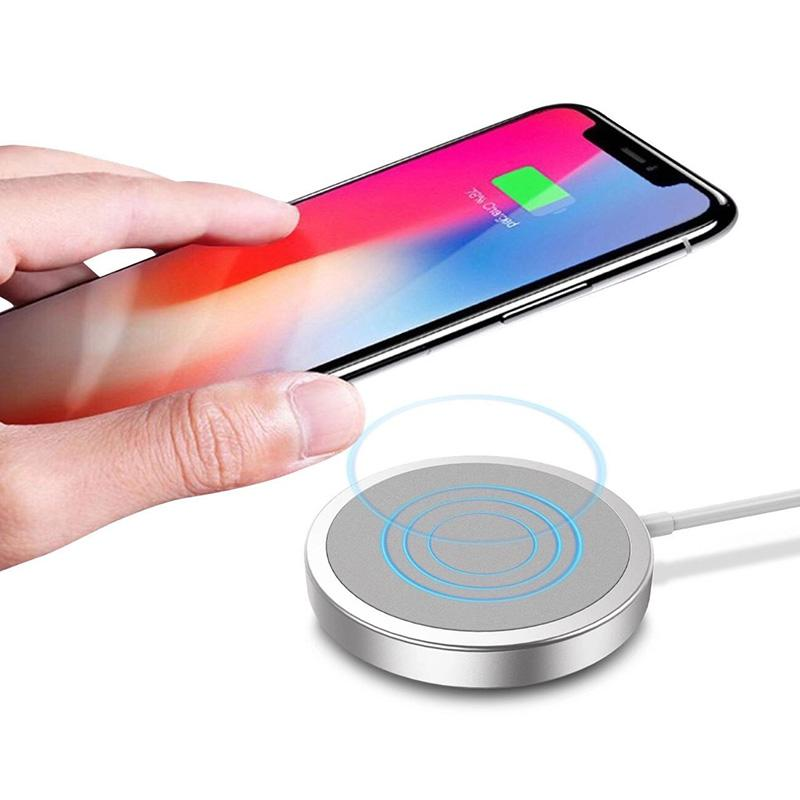 15W Portable Magnetic Wireless Charger For Mobile IPhone 12 Pro Max