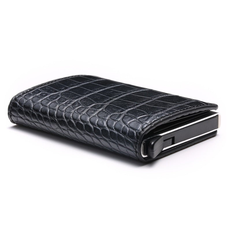 Unisex RFID Blocking Smart Wallet