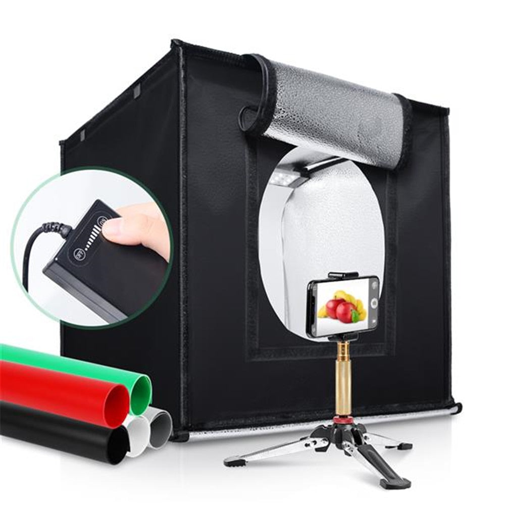 Adjustable Desktop Photo Studio