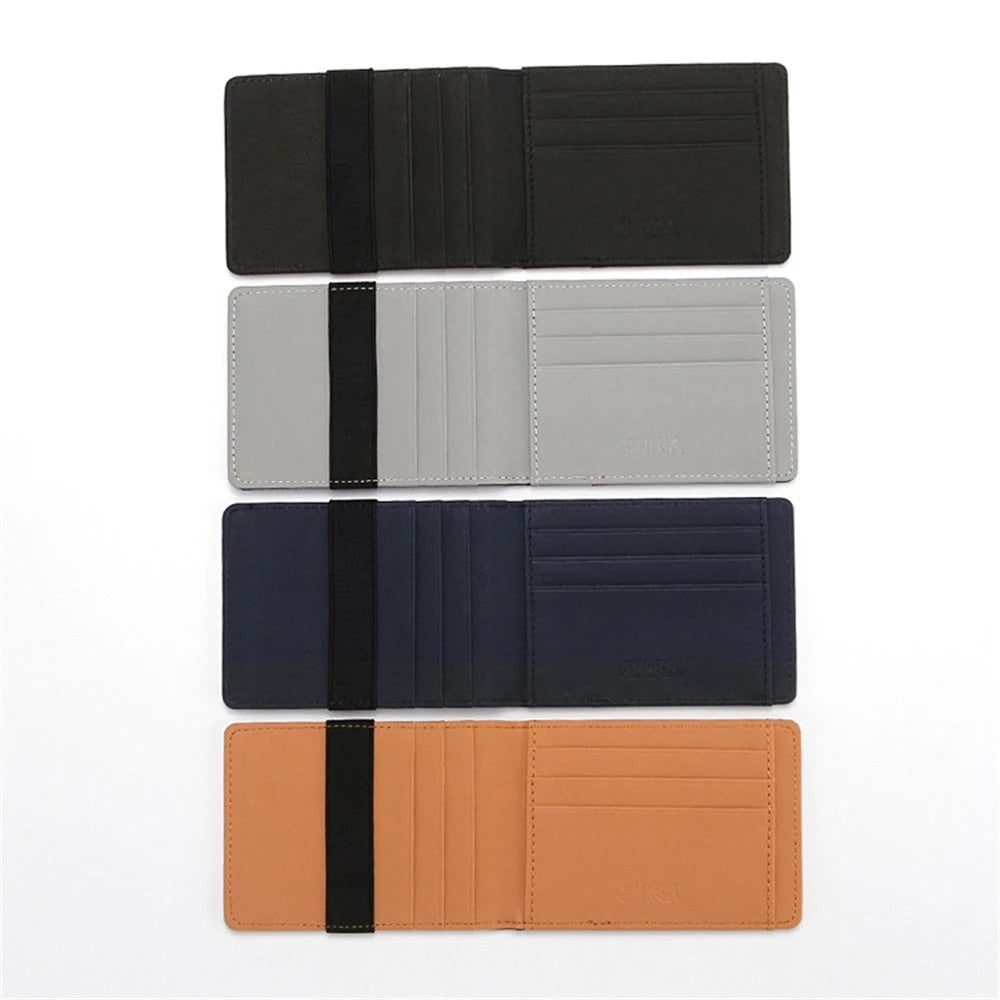 Minimalist RFID Blocking Slim Wallet